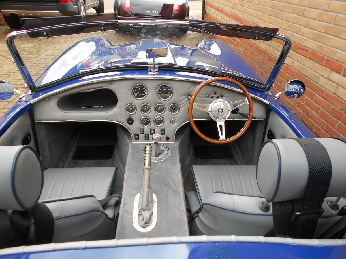 1981 Cobra kit car For Sale (picture 2 of 6)