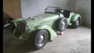 1956 NG TC Kit Car Alvis reproduction
