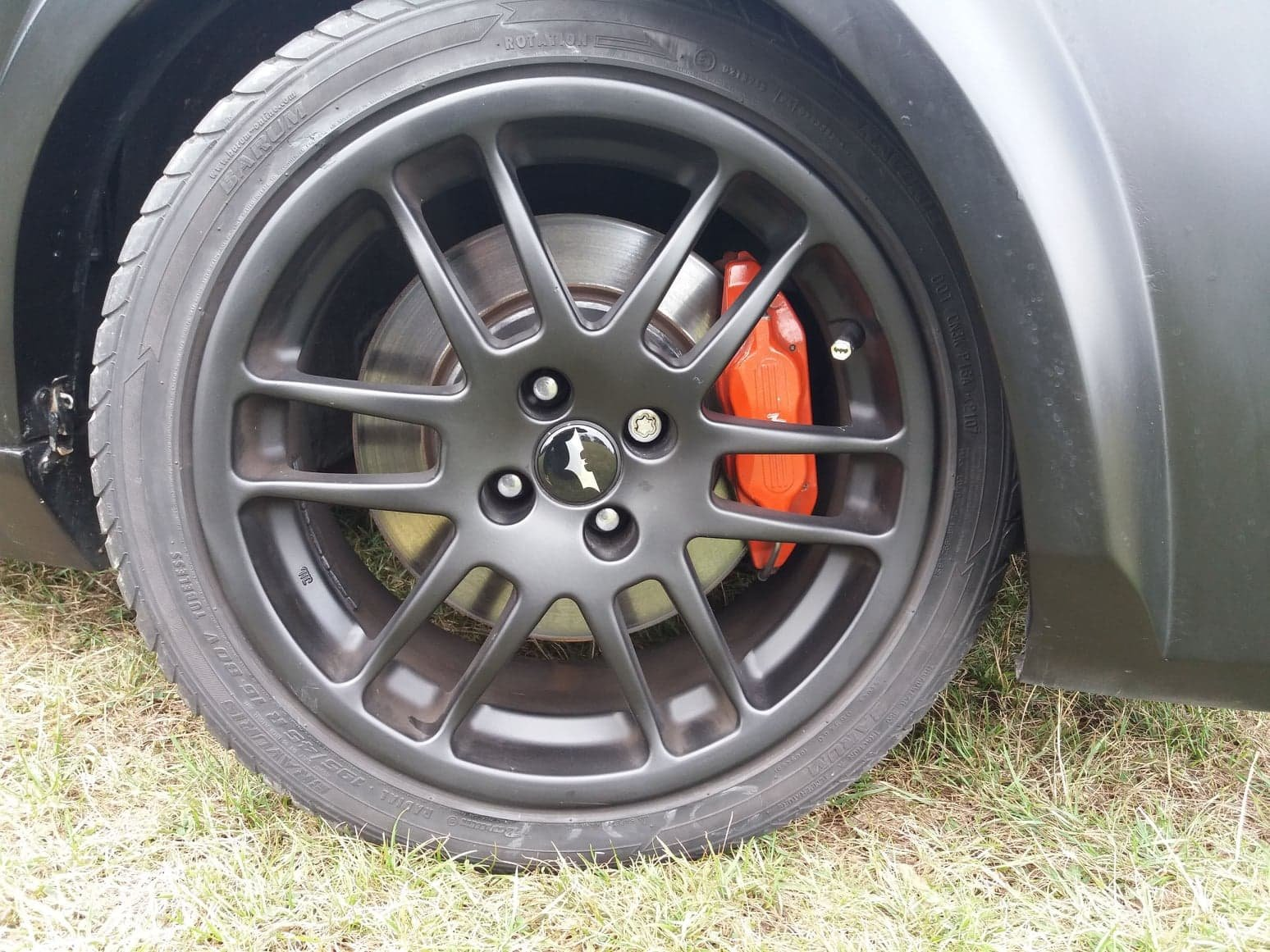 1991 Batmobile inspired mgf 1.8 cc For Sale (picture 6 of 6)