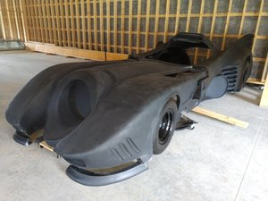 Movie Batmobile Replica Build