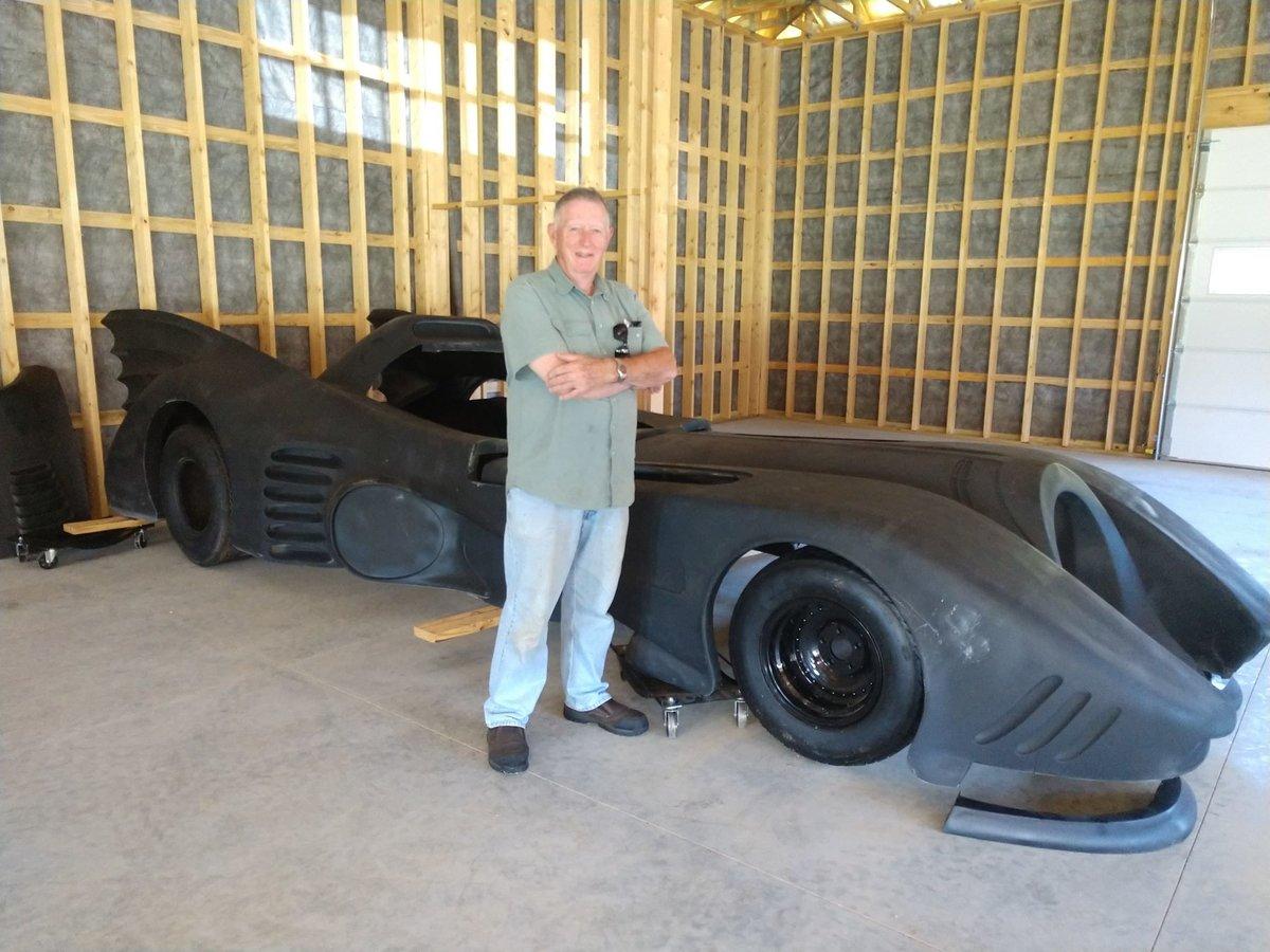 1989 Movie Batmobile Replica Build For Sale (picture 2 of 5)