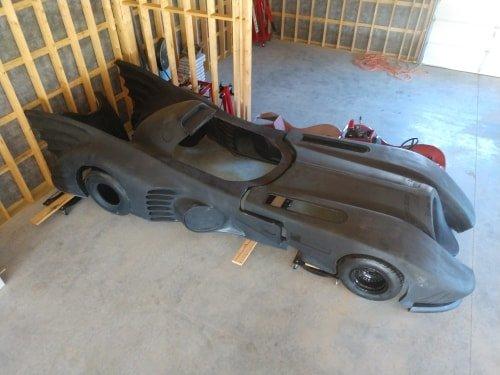 1989 Movie Batmobile Replica Build For Sale (picture 3 of 5)