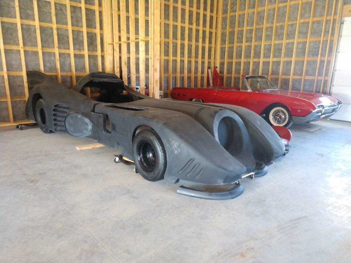 1989 Movie Batmobile Replica Build For Sale (picture 4 of 5)