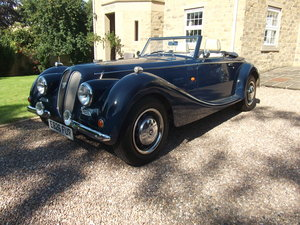 GLORIOUS ROYALE SABRE CONVERTIBLE WITH HARDTOP