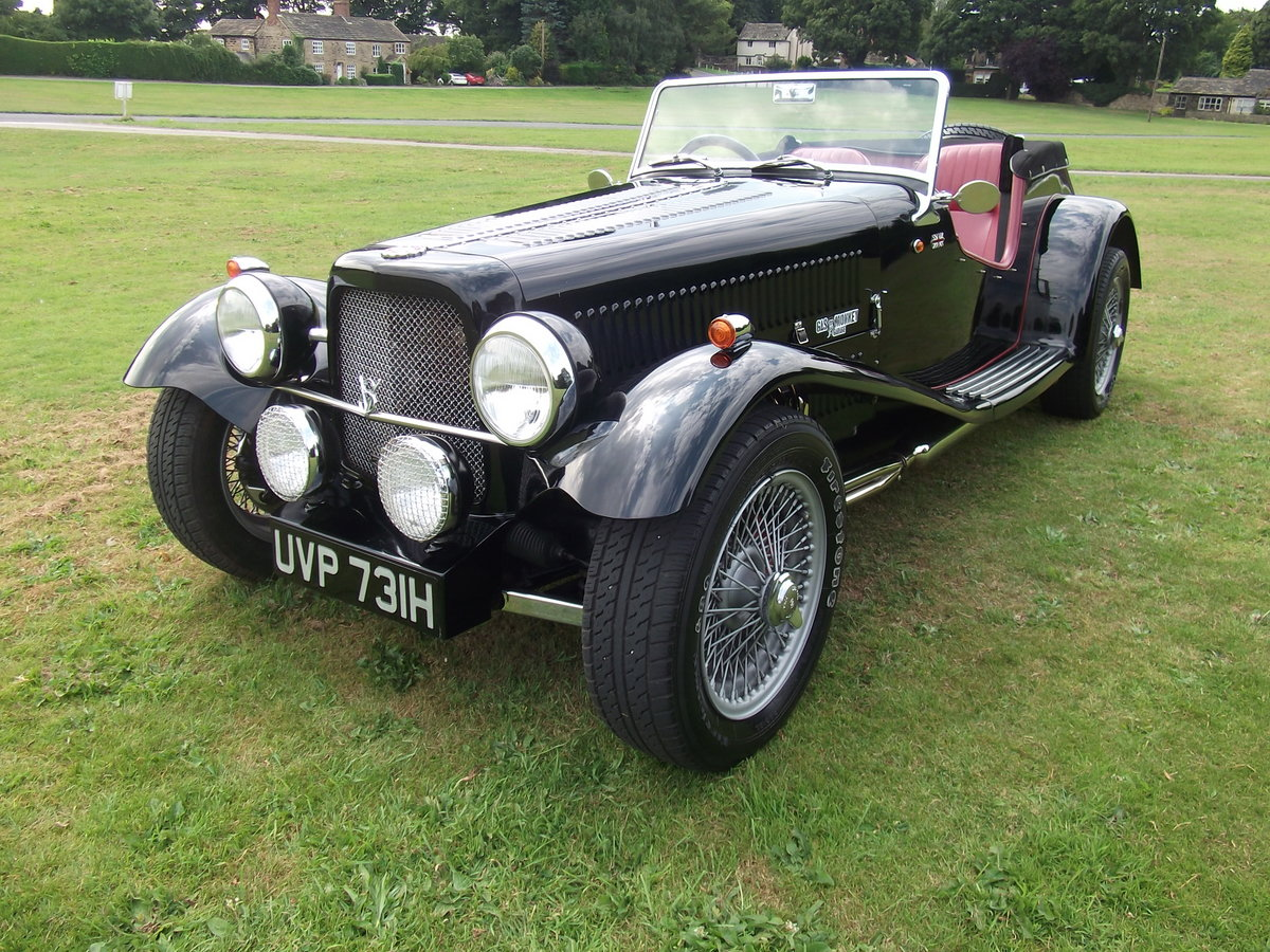 1970 STUNNING NG TF V8 3500cc. CERTAINLY ONE OF THE BEST For Sale (picture 1 of 6)