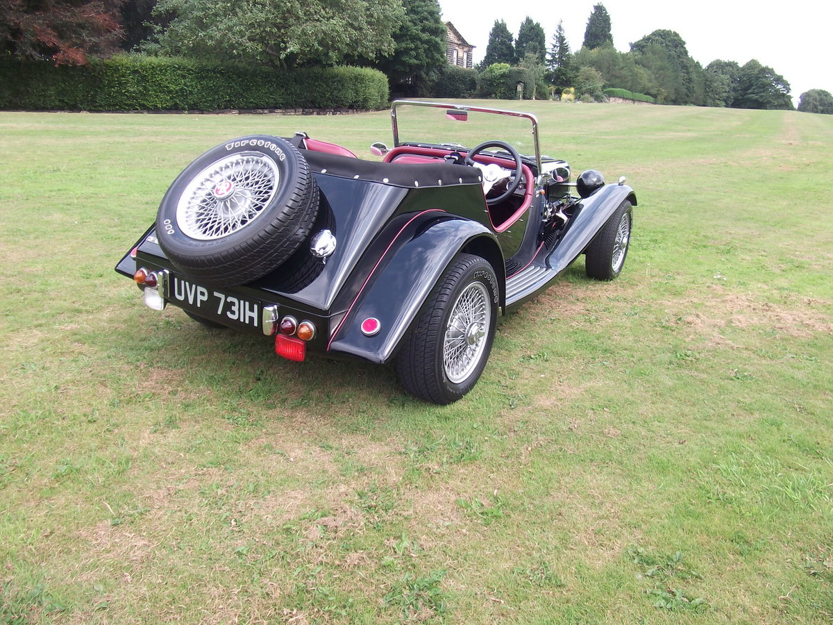 1970 STUNNING NG TF V8 3500cc. CERTAINLY ONE OF THE BEST For Sale (picture 3 of 6)