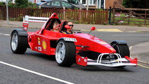 Furore F1 lookalike Formula one Race Car replica