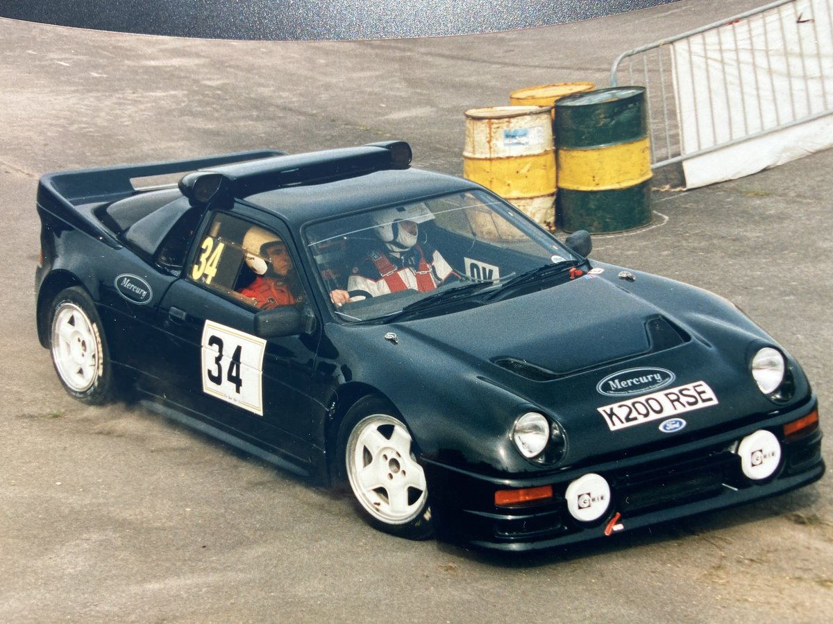 1993 Ford RS200 replica For Sale (picture 1 of 6)