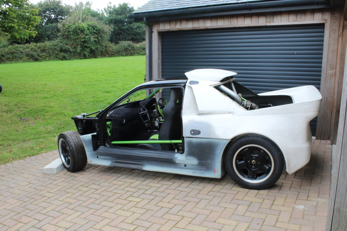 1993 Ford RS200 replica For Sale (picture 6 of 6)