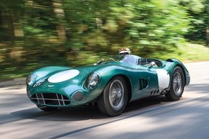 Picture of 1957 DBR1 body in fiberglass  For Sale