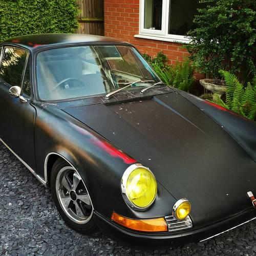 1967 Classic Porsche 911/912 Replica (Covin) SOLD