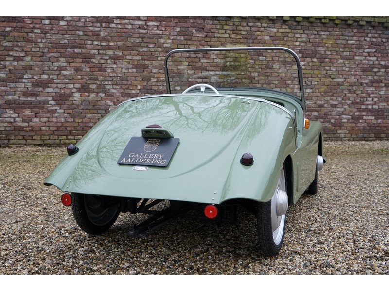 1950 Klein Schnittger F 125 fully restored, only 100 are believed For Sale (picture 6 of 6)