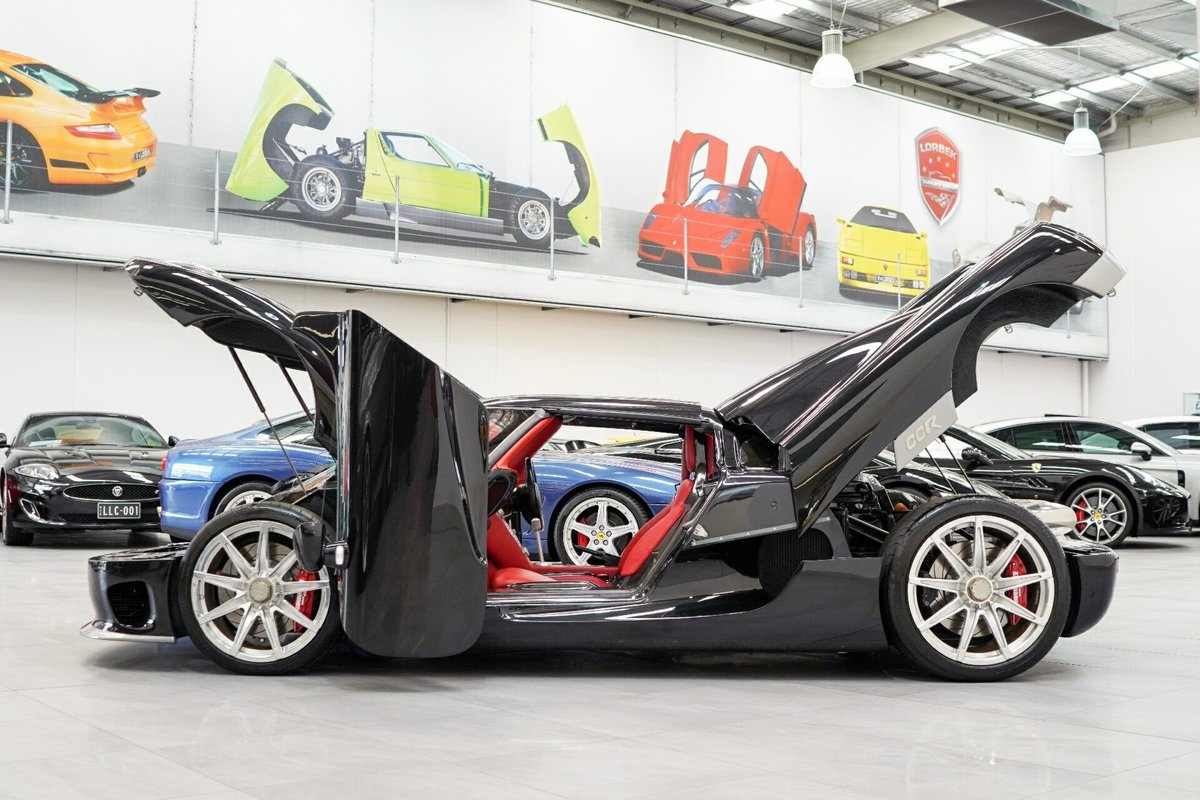 2004 KOENIGSEGG CCR 6-speed manual For Sale (picture 6 of 6)