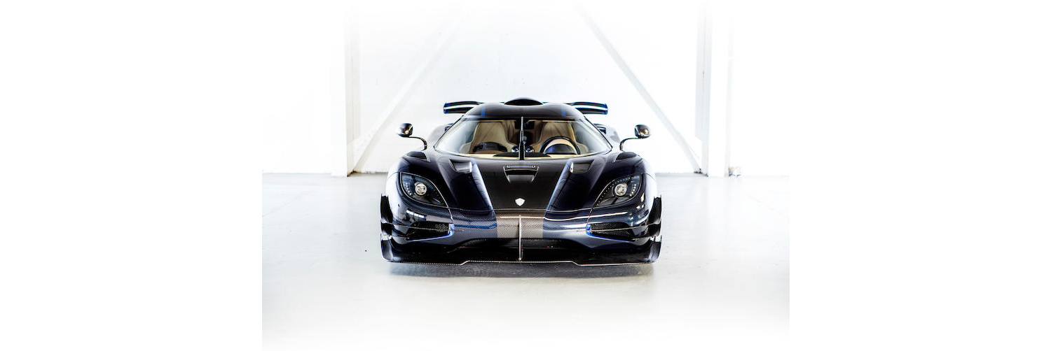 2015 KOENIGSEGG ONE:1 - GS CARS For Sale by Auction (picture 1 of 5)