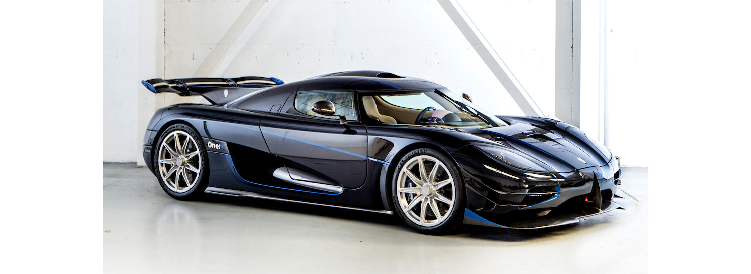 2015 KOENIGSEGG ONE:1 - GS CARS For Sale by Auction (picture 2 of 5)