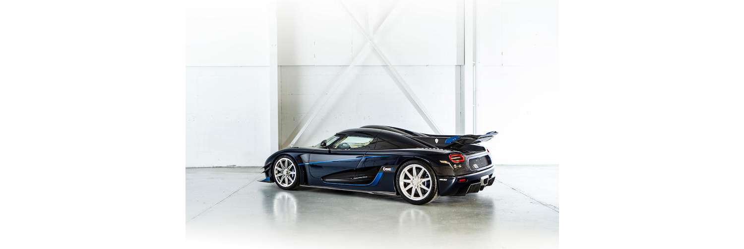 2015 KOENIGSEGG ONE:1 - GS CARS For Sale by Auction (picture 3 of 5)