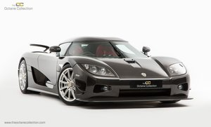 KOENIGSEGG CCXR EDITION // FULL EXPOSED CARBON BODY // RHD