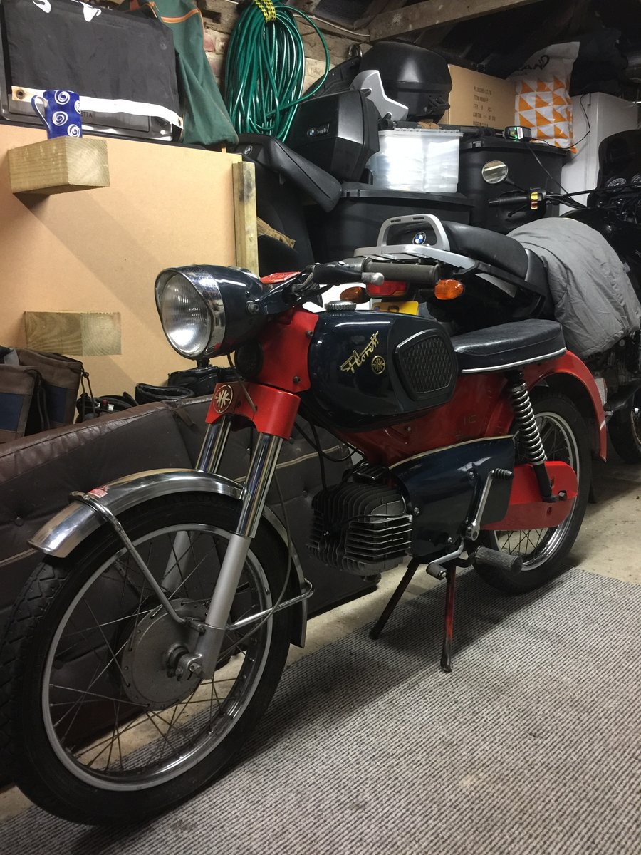 1970 Kreidler RS Pretty unrestored low mileage 2 stroke For Sale (picture 1 of 6)