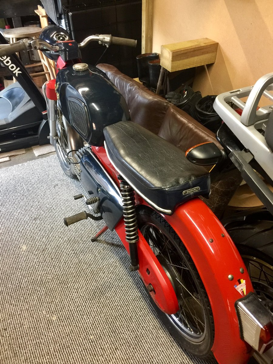 1970 Kreidler RS Pretty unrestored low mileage 2 stroke For Sale (picture 4 of 6)