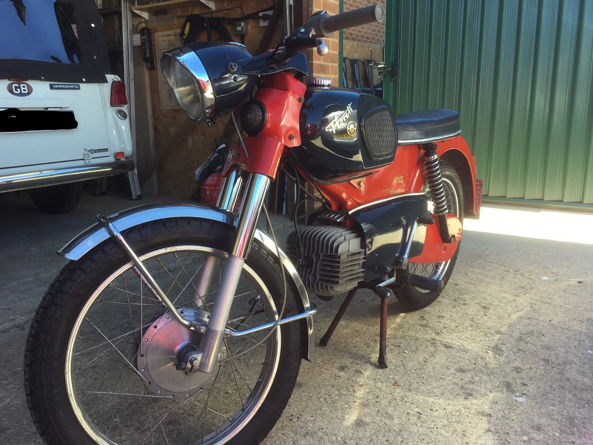 1970 Kreidler Florret RS 50cc For Sale (picture 1 of 6)