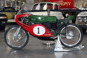 Picture of Lot 126 - A 1973 Van Veen Kreidler 49cc - 28/10/2020 SOLD by Auction