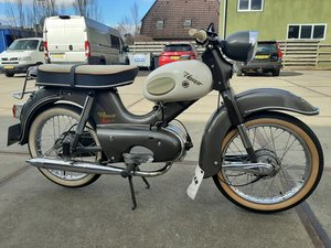 Picture of Florett 1966 super 5 motorcycle For Sale