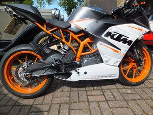 2016 KTM RC 390 Sports