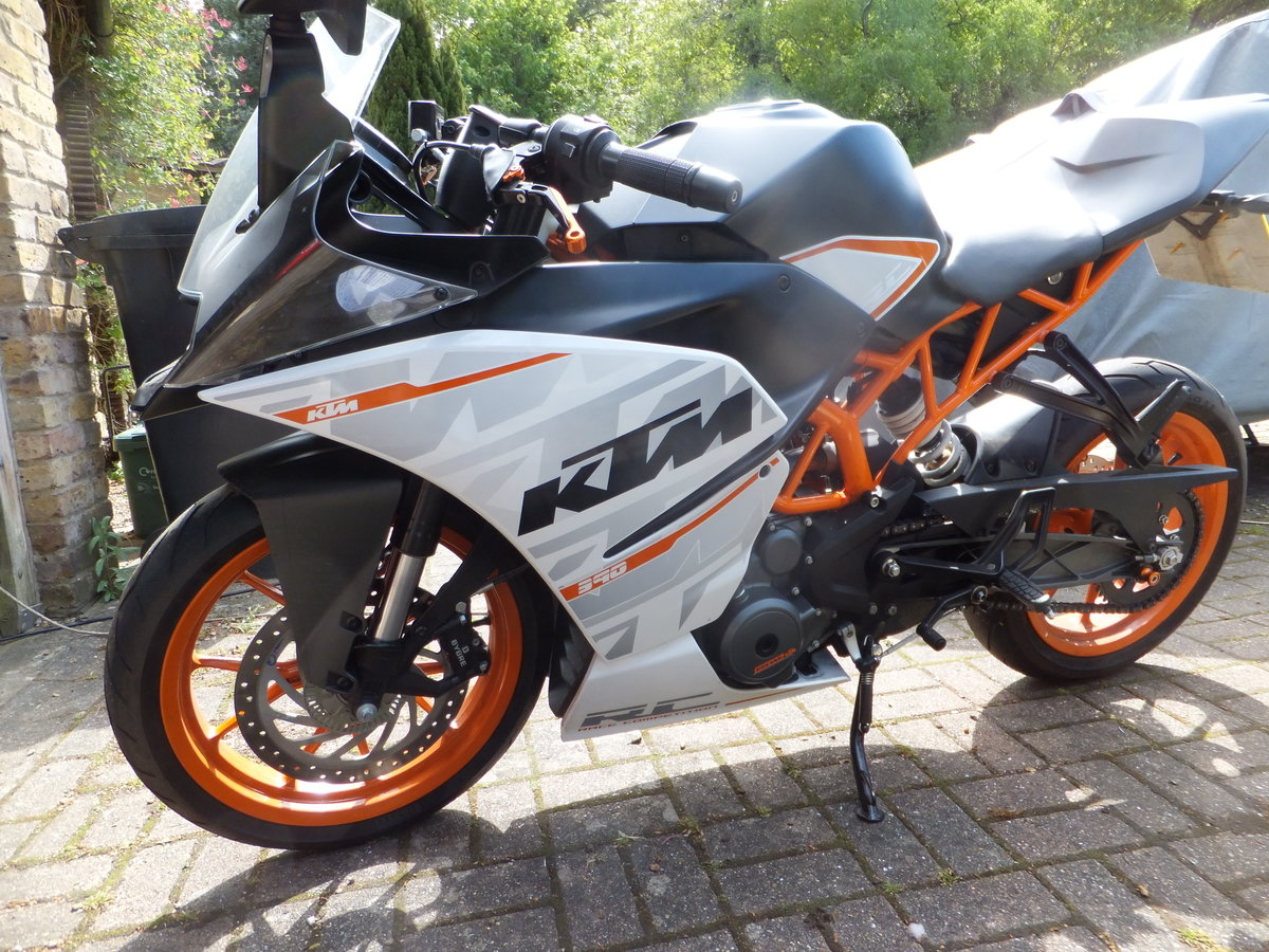2016 KTM RC 390 Sports For Sale (picture 2 of 3)