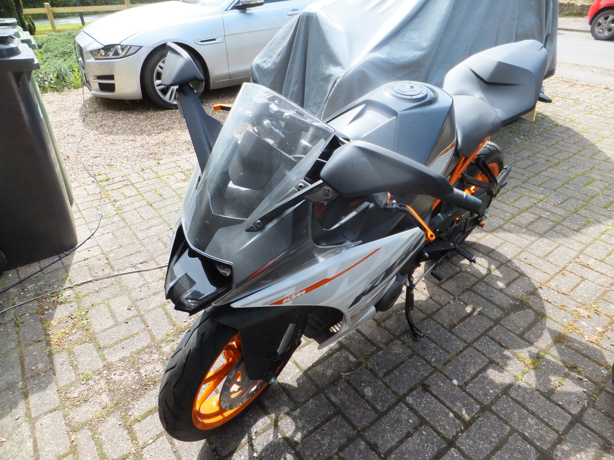 2016 KTM RC 390 Sports For Sale (picture 3 of 3)