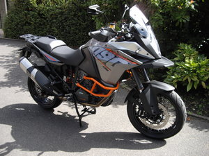 KTM 1190 Adventure. Electric Pack