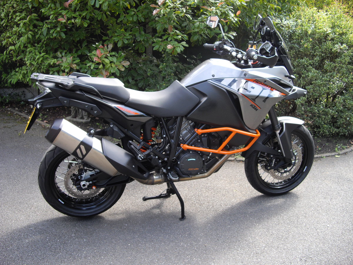 2016 KTM 1190 Adventure. Electric Pack For Sale (picture 2 of 6)