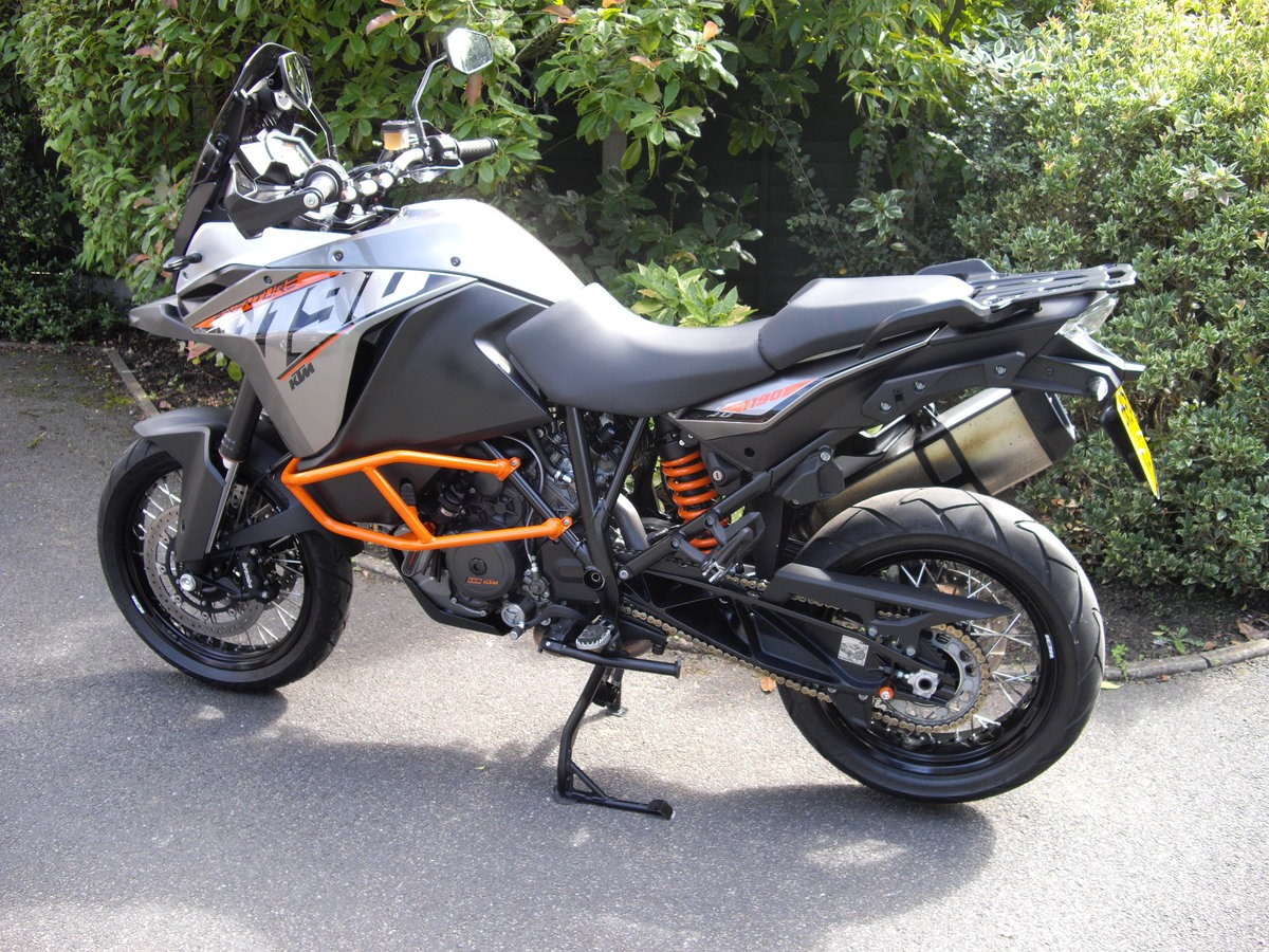 2016 KTM 1190 Adventure. Electric Pack For Sale (picture 3 of 6)