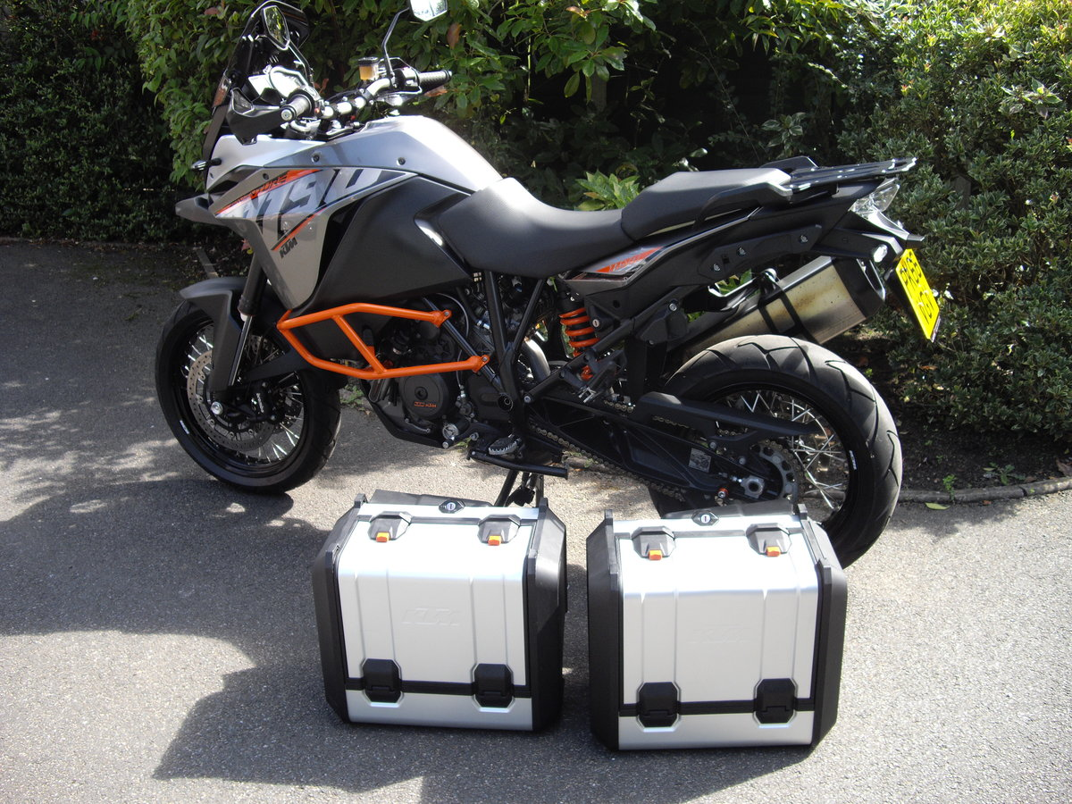 2016 KTM 1190 Adventure. Electric Pack For Sale (picture 4 of 6)