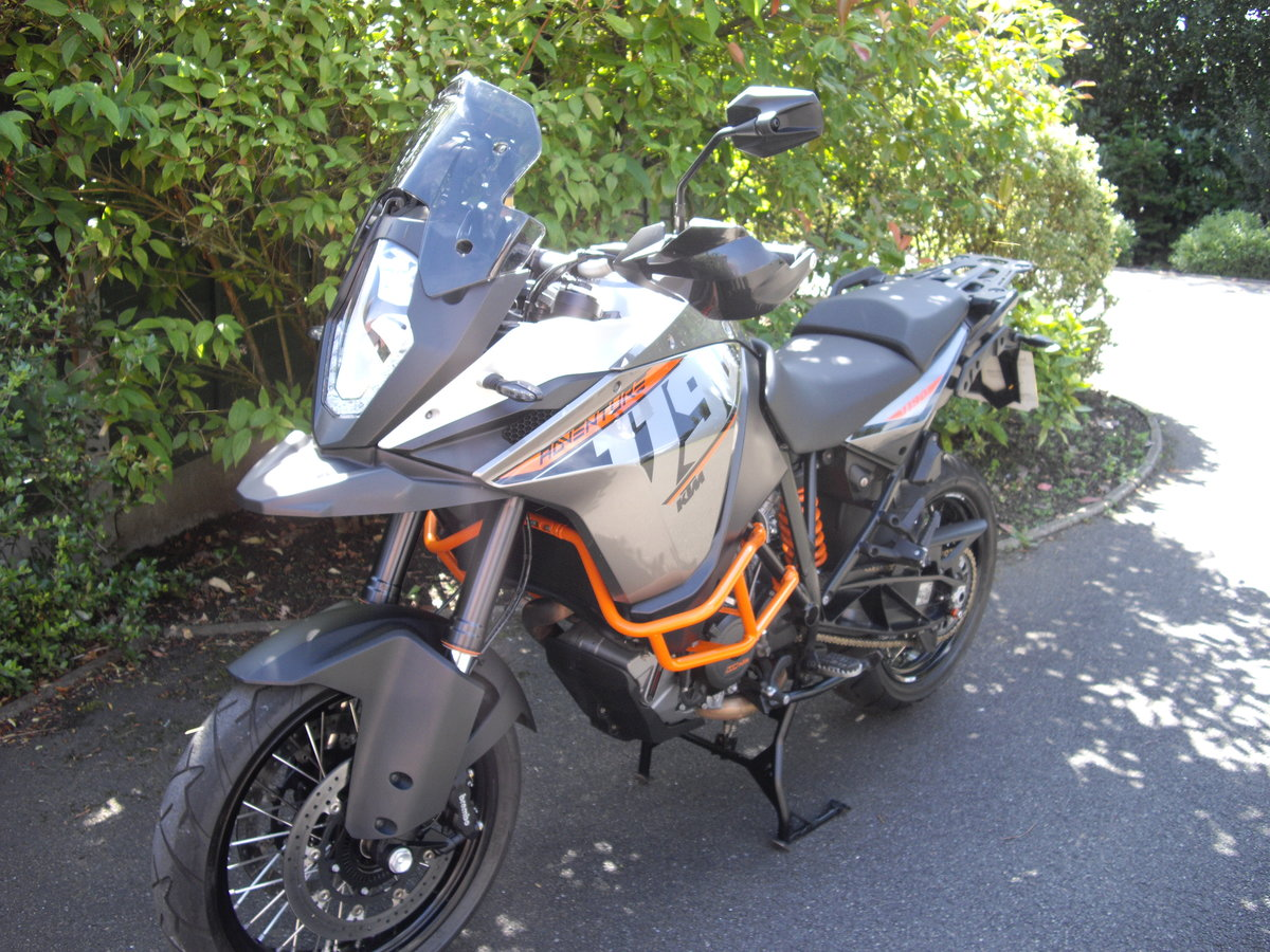 2016 KTM 1190 Adventure. Electric Pack For Sale (picture 5 of 6)