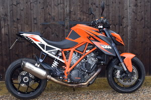 Picture of KTM 1290 Superduke R (Decat Akrapovic Exhaust) 2015 15 Reg SOLD