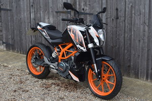 Picture of 2016 KTM 390 Duke ABS (54 miles, As new, KTM Powerparts options) SOLD