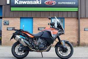 Picture of 2019 19 KTM 1290 Super Adventure S **Just 3,700 Miles** For Sale