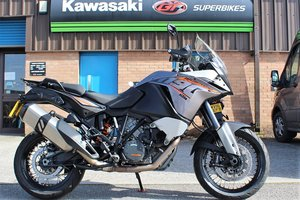 Picture of 2016 16 KTM 1190 Adventure ABS **Grey / Orange** For Sale