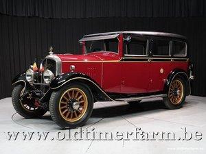1927 La Buire Sedan '27 For Sale