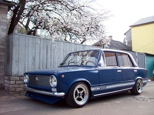 1972 Modified Lada Riva 1200(Zhiguli 2101)  For Sale