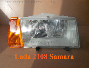 1987 LADA Samara 2108 Headlamps (R.H.D.) For Sale