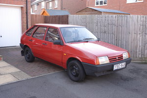 1995 RARE Classic Lada, 2 OWNERS, Regularly serviced For Sale
