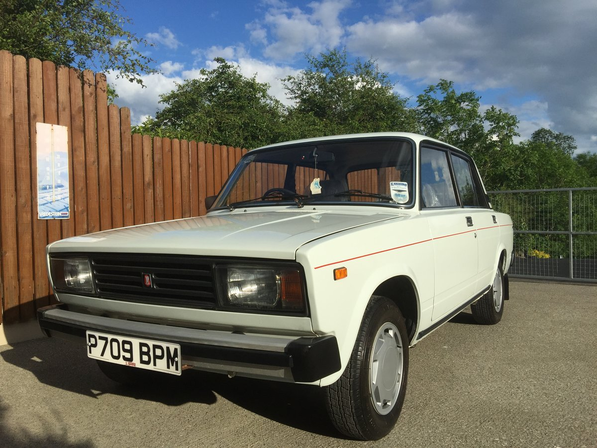 1997 Lada Riva With 265 Miles From New For Sale (picture 1 of 6)