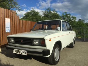 1997 Lada Riva With 265 Miles From New