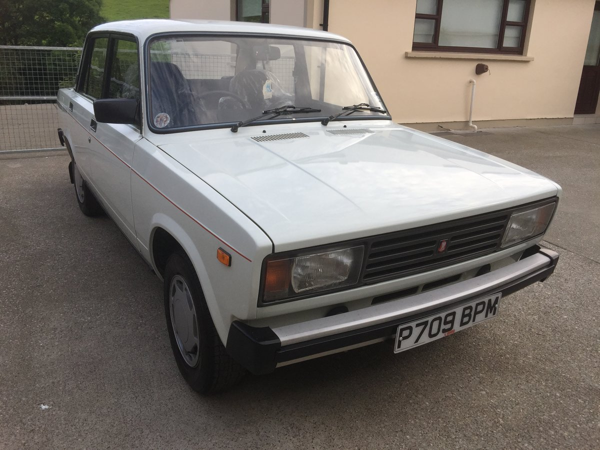 1997 Lada Riva With 265 Miles From New For Sale (picture 2 of 6)
