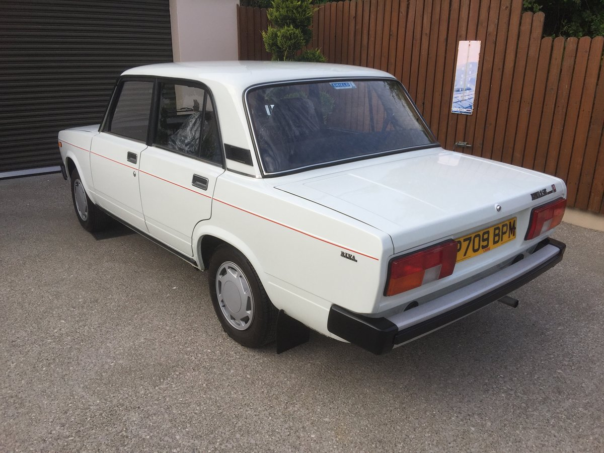 1997 Lada Riva With 265 Miles From New For Sale (picture 3 of 6)
