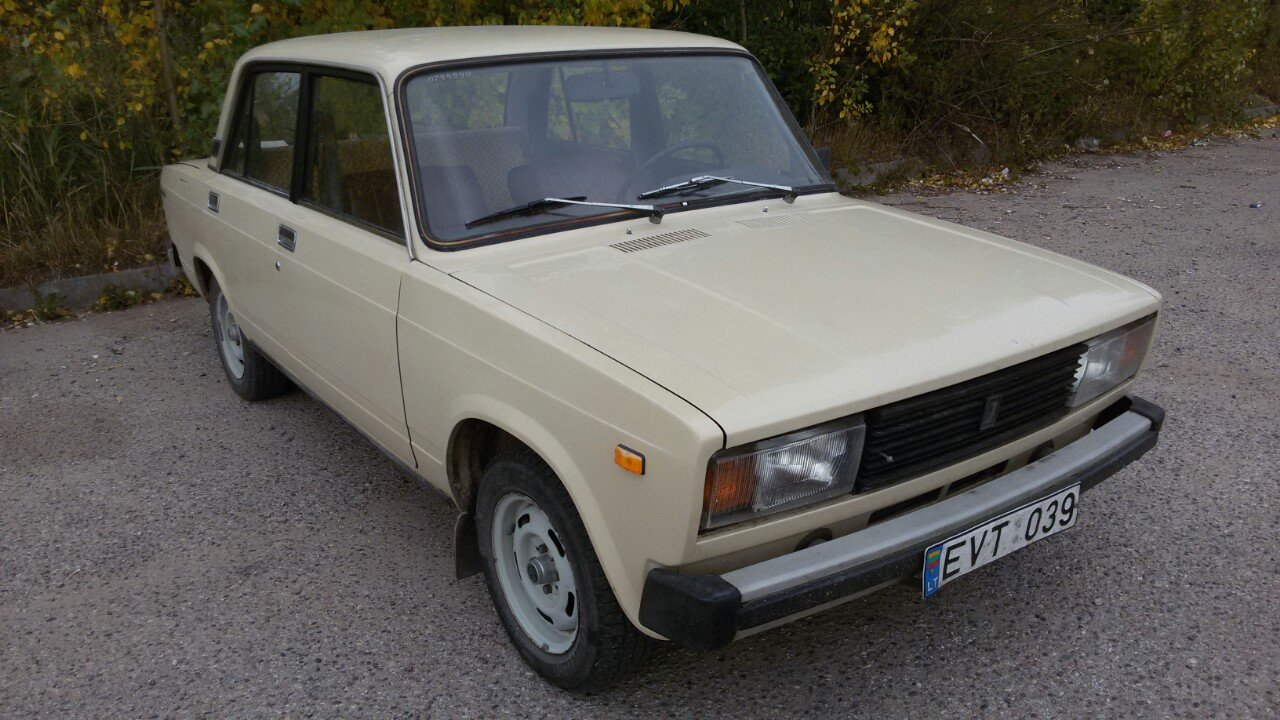 1983 VAZ 2105 For Sale (picture 1 of 6)