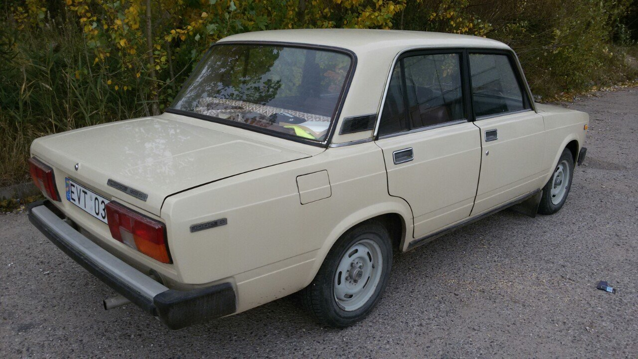 1983 VAZ 2105 For Sale (picture 2 of 6)