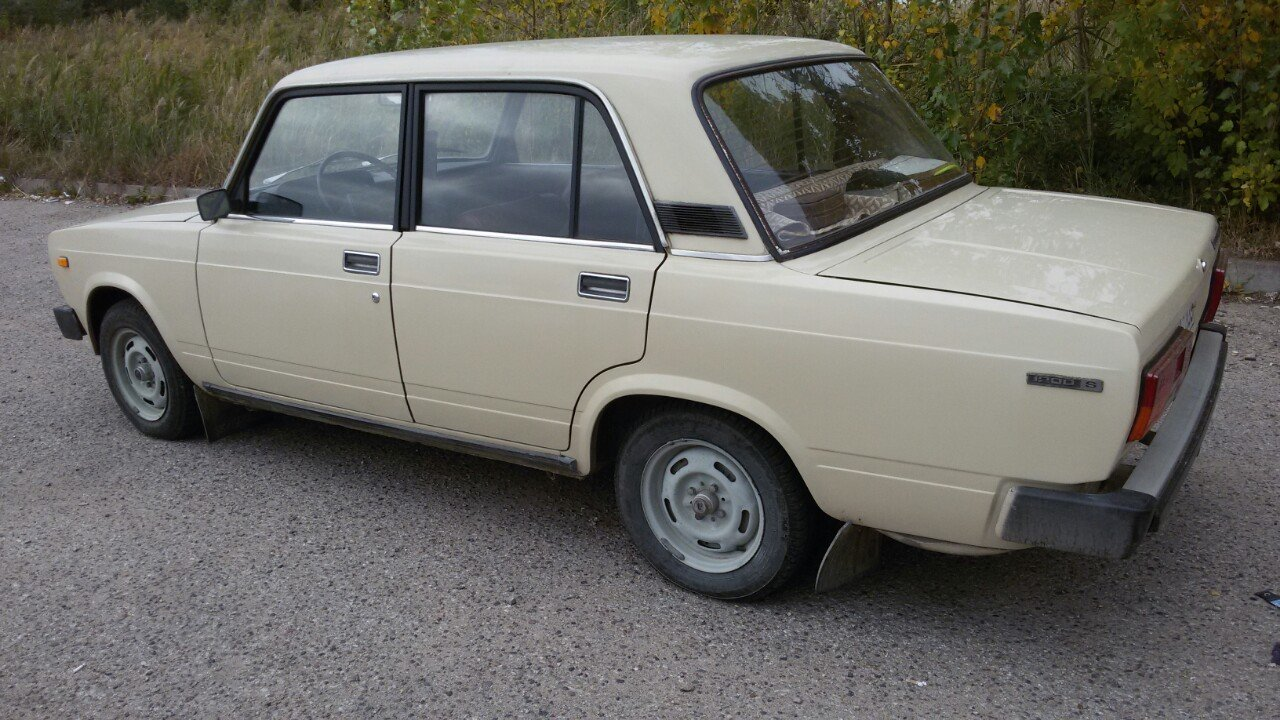 1983 VAZ 2105 For Sale (picture 4 of 6)