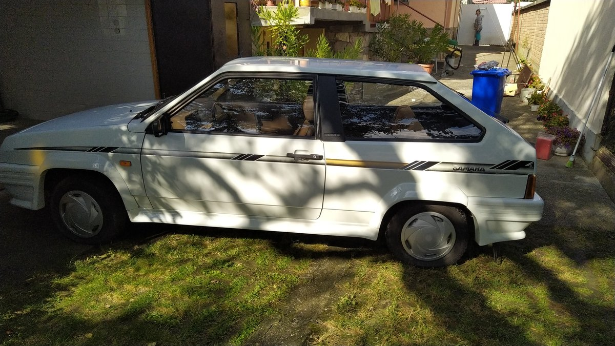 1989 Lada Samara / family heirloom For Sale (picture 6 of 6)